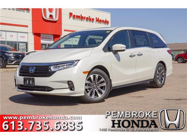 2022 Honda Odyssey EX-L RES (Stk: 22004) in Pembroke - Image 1 of 30