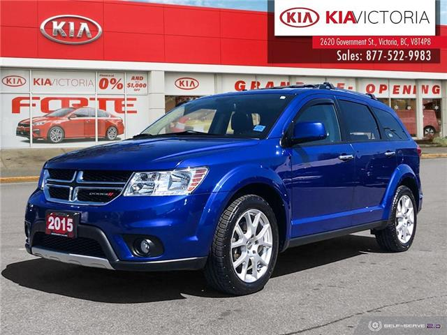 2015 Dodge Journey R/T (Stk: A1694A) in Victoria - Image 1 of 25