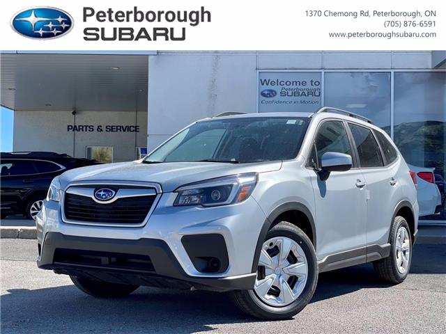2021 Subaru Forester Base (Stk: S4597) in Peterborough - Image 1 of 30