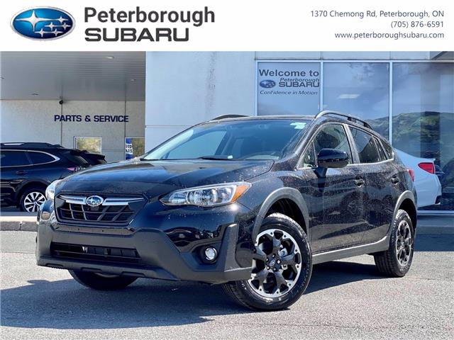 2021 Subaru Crosstrek Touring (Stk: S4631) in Peterborough - Image 1 of 30