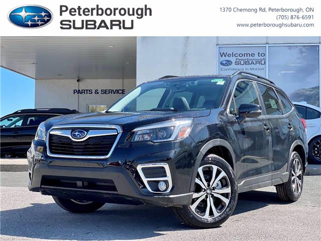 2021 Subaru Forester Limited (Stk: S4635) in Peterborough - Image 1 of 30