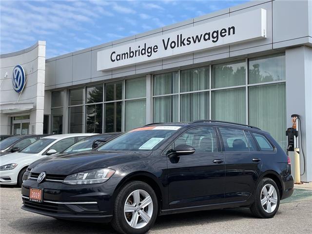 2019 Volkswagen Golf SportWagen 1.8 TSI Comfortline (Stk: P9499) in Cambridge - Image 1 of 24