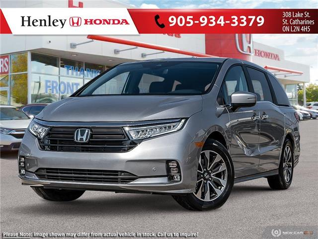 2022 Honda Odyssey  (Stk: H19591) in St. Catharines - Image 1 of 23
