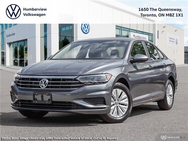 2021 Volkswagen Jetta Comfortline (Stk: 98567) in Toronto - Image 1 of 23