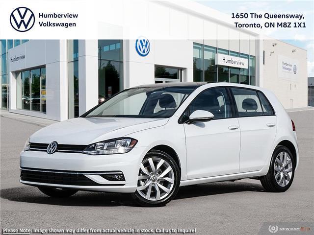 2021 Volkswagen Golf Comfortline (Stk: 98589) in Toronto - Image 1 of 23