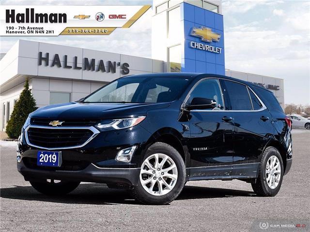 2019 Chevrolet Equinox 1LT (Stk: P1742) in Hanover - Image 1 of 27