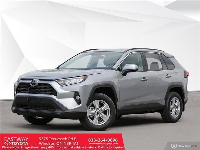 2021 Toyota RAV4 XLE (Stk: RA6279) in Windsor - Image 1 of 23