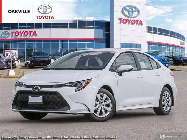 2021 Toyota Corolla LE (Stk: 21459) in Oakville - Image 1 of 22