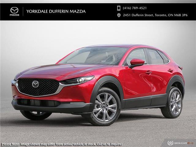 2021 Mazda CX-30 GS (Stk: 21554) in Toronto - Image 1 of 23