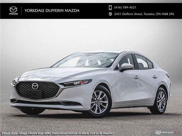 2021 Mazda Mazda3 GS (Stk: 21085) in Toronto - Image 1 of 23