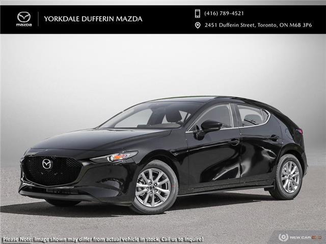 2021 Mazda Mazda3 Sport GX (Stk: 21301) in Toronto - Image 1 of 23