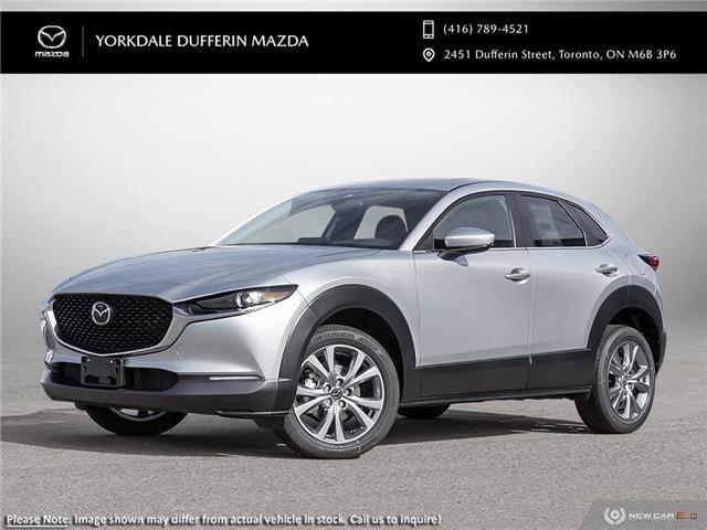 2021 Mazda CX-30 GS (Stk: 21615) in Toronto - Image 1 of 23