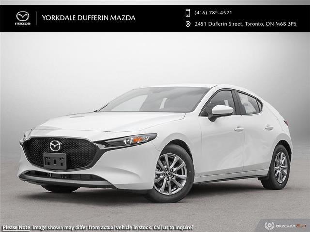 2021 Mazda Mazda3 Sport GX (Stk: 21629) in Toronto - Image 1 of 23