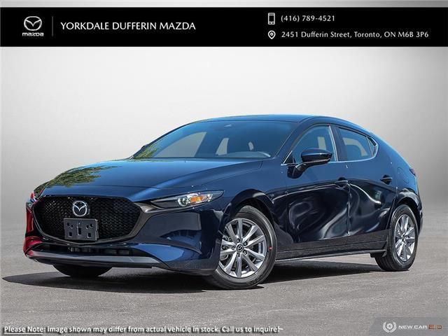 2021 Mazda Mazda3 Sport GS (Stk: 21606) in Toronto - Image 1 of 23