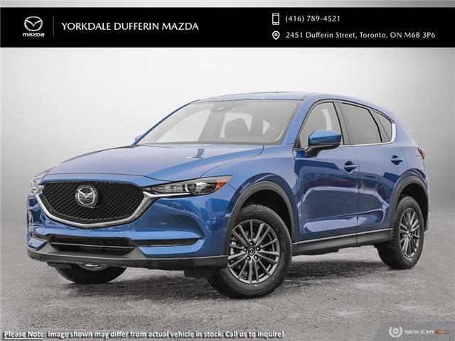 2021 Mazda CX-5 GS (Stk: 21500) in Toronto - Image 1 of 23
