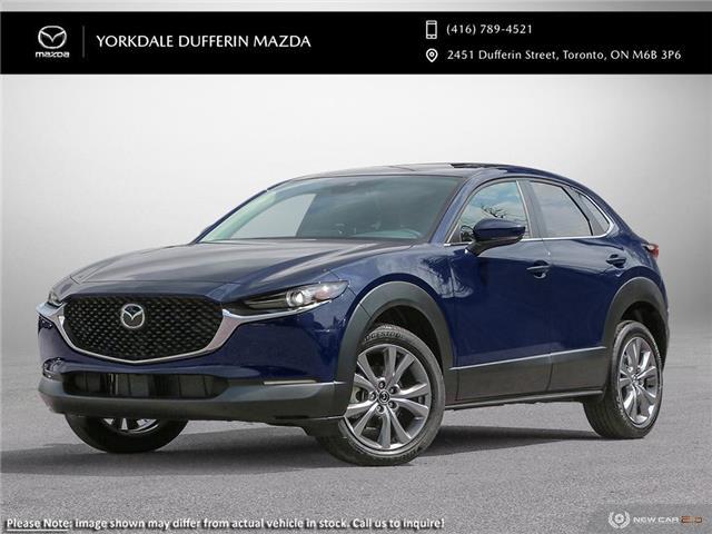 2021 Mazda CX-30 GS (Stk: 21700) in Toronto - Image 1 of 23