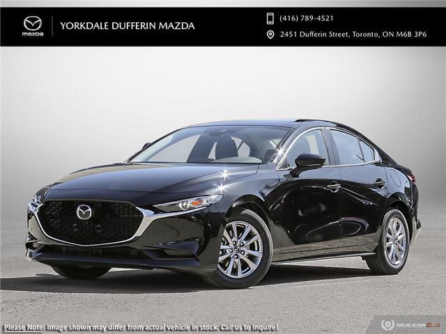 2021 Mazda Mazda3 GS (Stk: 21603) in Toronto - Image 1 of 23