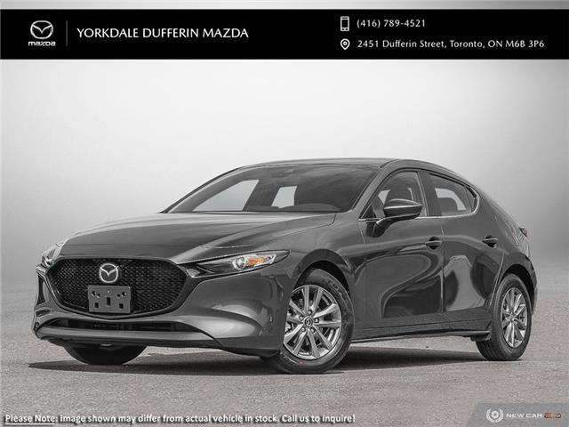 2021 Mazda Mazda3 Sport GS (Stk: 21890) in Toronto - Image 1 of 23