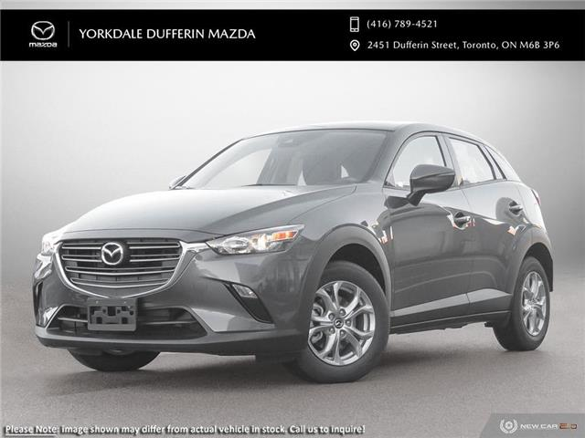 2021 Mazda CX-3 GS (Stk: 21593) in Toronto - Image 1 of 23