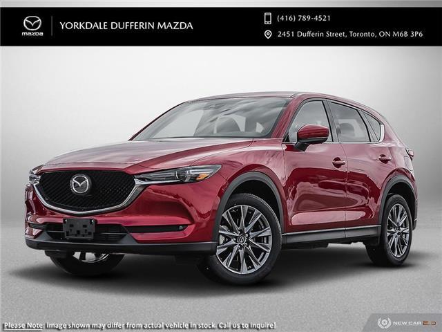 2021 Mazda CX-5 Signature (Stk: 21681) in Toronto - Image 1 of 23