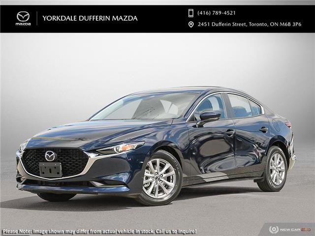2021 Mazda Mazda3 GS (Stk: 21492) in Toronto - Image 1 of 22