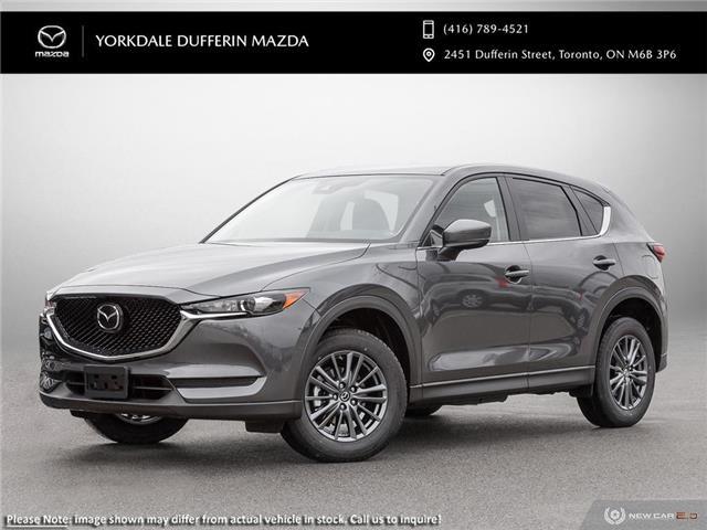 2021 Mazda CX-5 GS (Stk: 21696) in Toronto - Image 1 of 23
