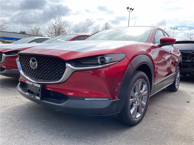 2021 Mazda CX-30 GS (Stk: 254053) in Surrey - Image 1 of 5