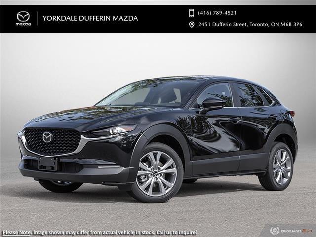 2021 Mazda CX-30 GS (Stk: 21675) in Toronto - Image 1 of 23