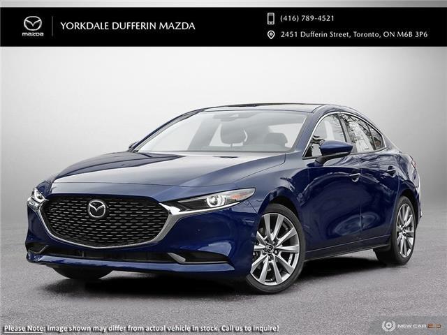 2021 Mazda Mazda3 GT w/Turbo (Stk: 21533) in Toronto - Image 1 of 22