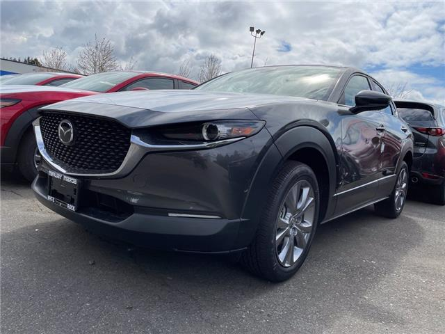 2021 Mazda CX-30 GS (Stk: 255567) in Surrey - Image 1 of 5