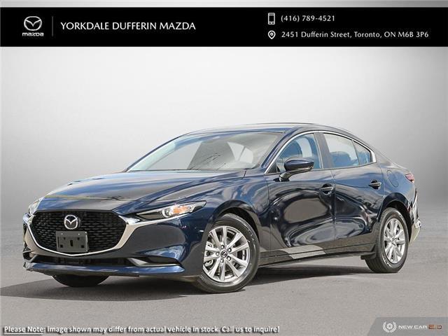2021 Mazda Mazda3 GS (Stk: 21667) in Toronto - Image 1 of 22