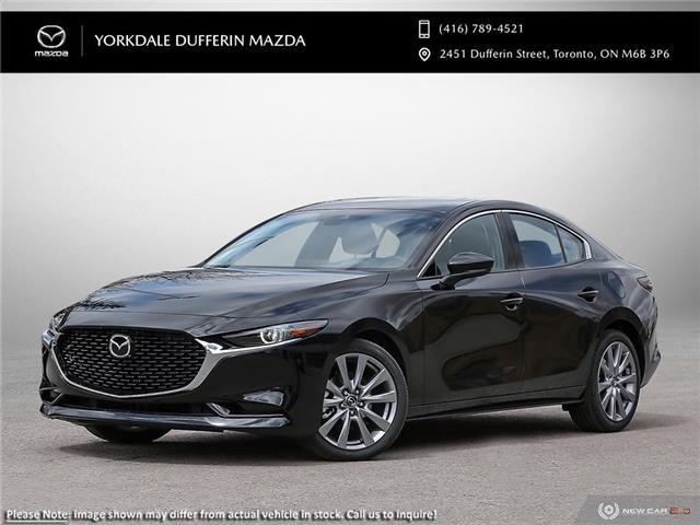 2021 Mazda Mazda3 GT (Stk: 21053) in Toronto - Image 1 of 22