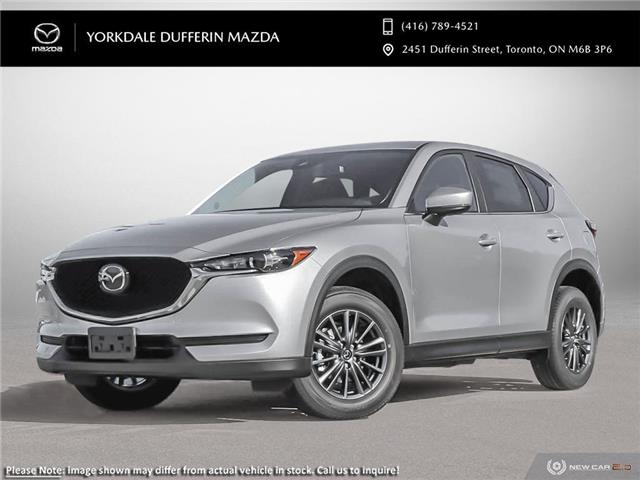 2021 Mazda CX-5 GS (Stk: 21749) in Toronto - Image 1 of 23