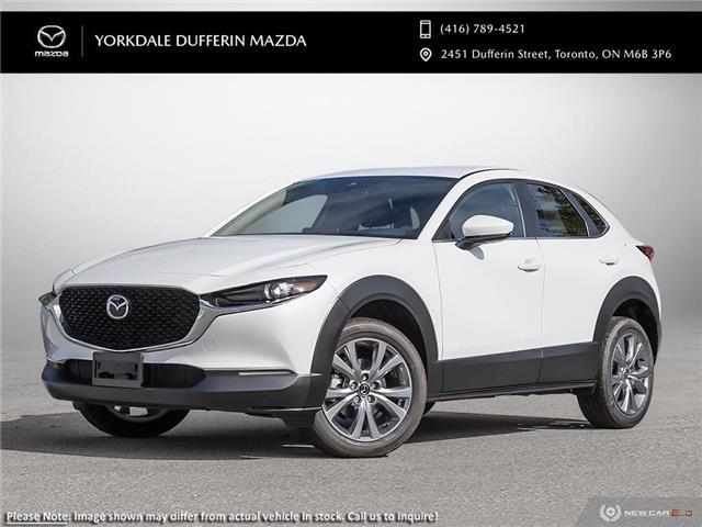 2021 Mazda CX-30 GS (Stk: 21153) in Toronto - Image 1 of 22