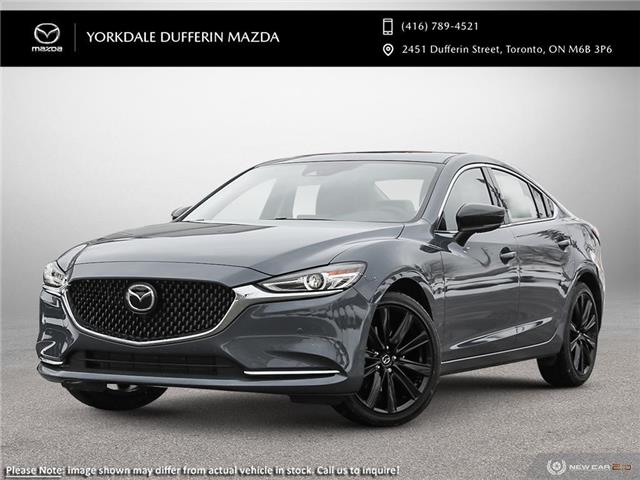 2021 Mazda MAZDA6 Kuro Edition (Stk: 21293) in Toronto - Image 1 of 23