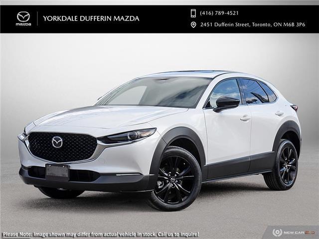 2021 Mazda CX-30 GT w/Turbo (Stk: 21899) in Toronto - Image 1 of 23