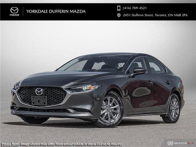 2021 Mazda Mazda3 GS (Stk: 21909) in Toronto - Image 1 of 23
