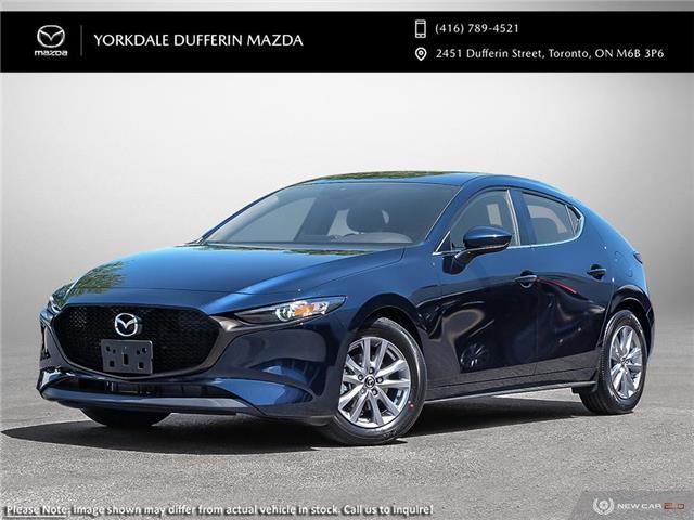 2021 Mazda Mazda3 Sport GX (Stk: 21908) in Toronto - Image 1 of 23