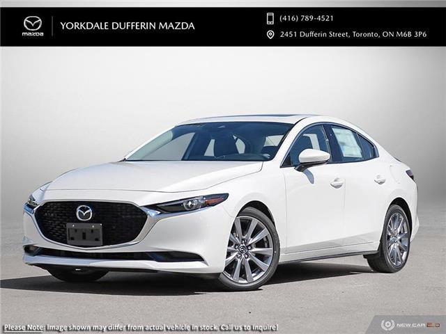 2021 Mazda Mazda3 GT (Stk: 21531) in Toronto - Image 1 of 22