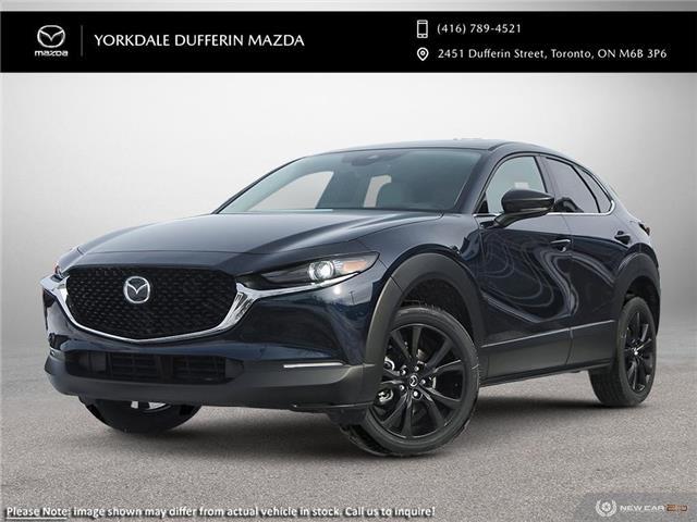 2021 Mazda CX-30 GT w/Turbo (Stk: 21937) in Toronto - Image 1 of 23