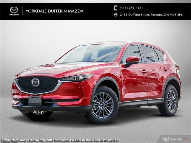 2021 Mazda CX-5 GS (Stk: 21655) in Toronto - Image 1 of 23