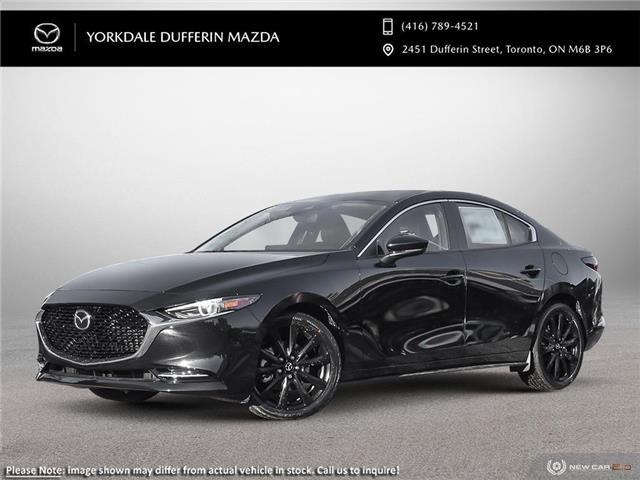 2021 Mazda Mazda3 GT w/Turbo (Stk: 21614) in Toronto - Image 1 of 22