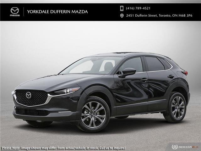 2021 Mazda CX-30 GS (Stk: 21591) in Toronto - Image 1 of 23