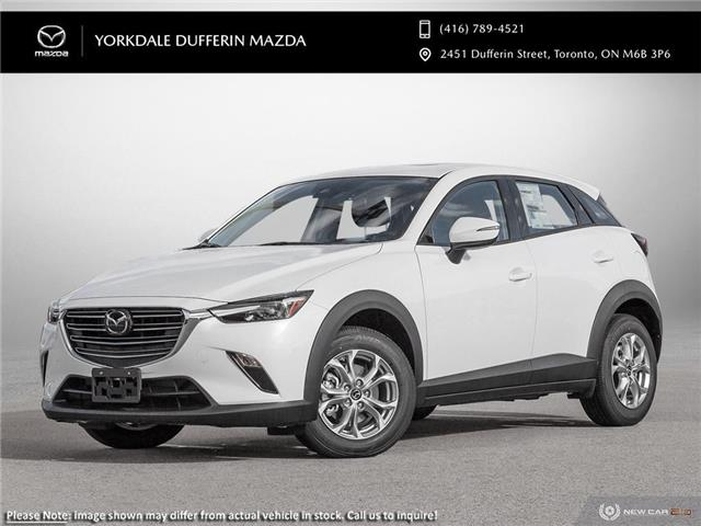 2021 Mazda CX-3 GS (Stk: 21889) in Toronto - Image 1 of 23