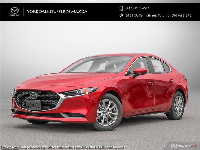2021 Mazda Mazda3 GS (Stk: 21910) in Toronto - Image 1 of 23