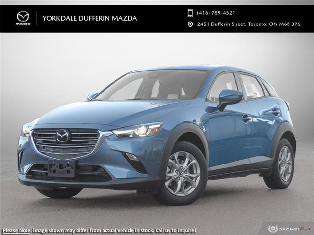 2021 Mazda CX-3 GS (Stk: 21647) in Toronto - Image 1 of 23