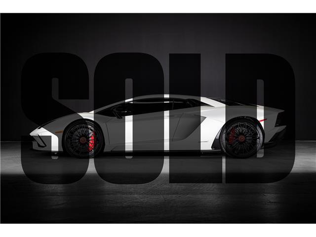 2018 Lamborghini Aventador S  (Stk: ) in Woodbridge - Image 1 of 23