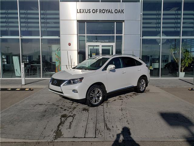 2013 Lexus RX 350 Base (Stk: L21328A) in Calgary - Image 1 of 21