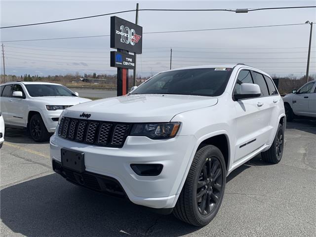 2021 Jeep Grand Cherokee Laredo (Stk: 6972) in Sudbury - Image 1 of 17