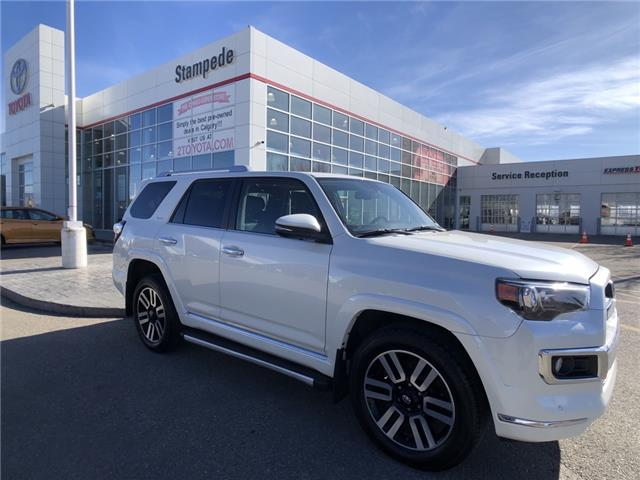 2017 Toyota 4Runner SR5 (Stk: 9395A) in Calgary - Image 1 of 27
